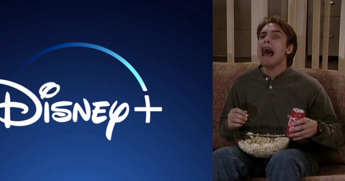 13 Funny Disney+ Memes To Celebrate The First Day Of Marathon-Watching