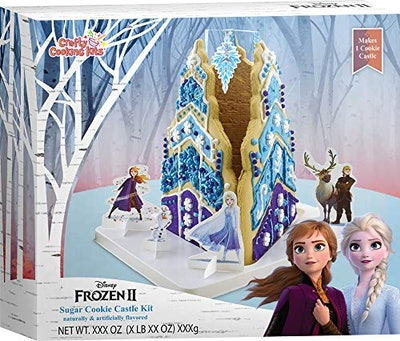 Crafty Cooking Kits Disney Frozen II Sugar Cookie Castle Kit