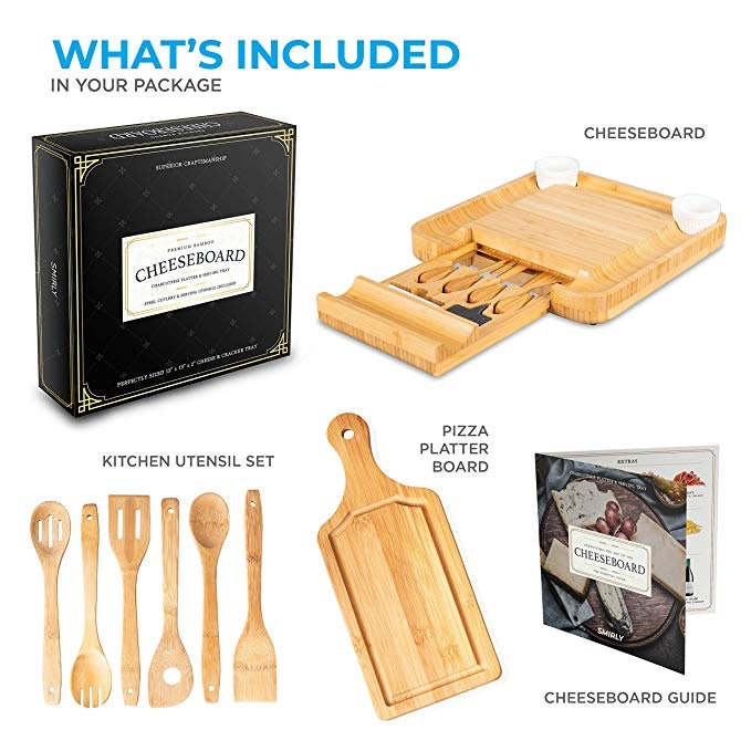 Conversions Hanging Chalk Board the ideal gift for the kitchen and avid Cook.