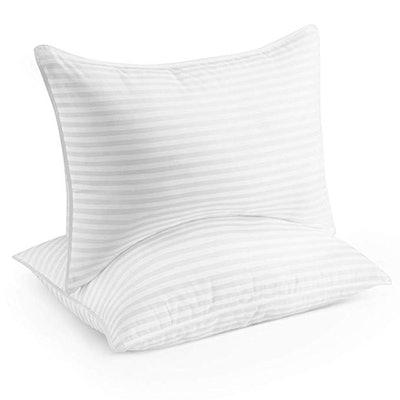 Beckham Luxury Linens Gel Pillow (2-Pack)