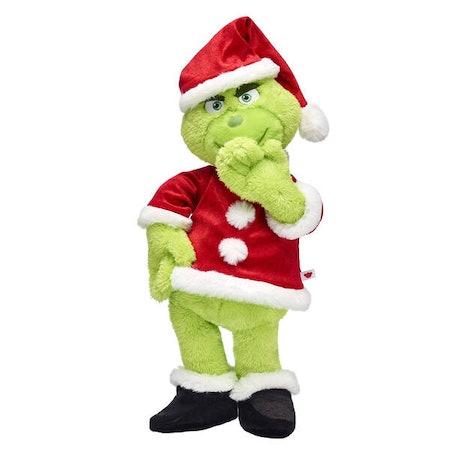 Online Exclusive The Grinch Santa Suit Gift Bundle