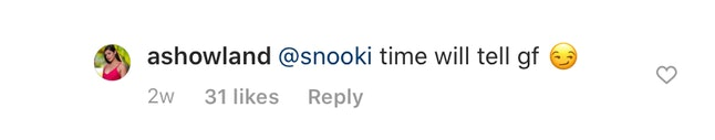 Temptation Island's Ashley H. replies to Snooki on Instagram about her relationship with Ben