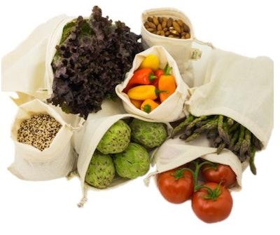 Simple Ecology Reusable Organic Cotton Bags