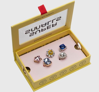 Super Smalls 'Power Lunch' Ring Set