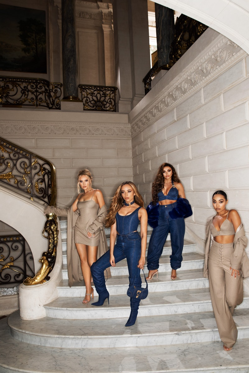 PrettyLittleThing announced the launch of its Little Mix collaboration for the 2019 holiday collection on Nov. 7