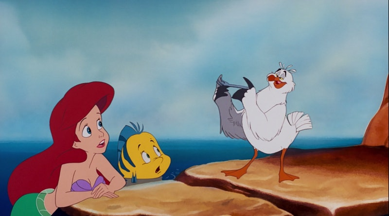 Still from the Little Mermaid, now on Disney+