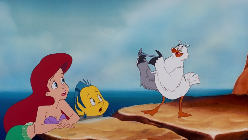 Still from the Little Mermaid, now on Disney+