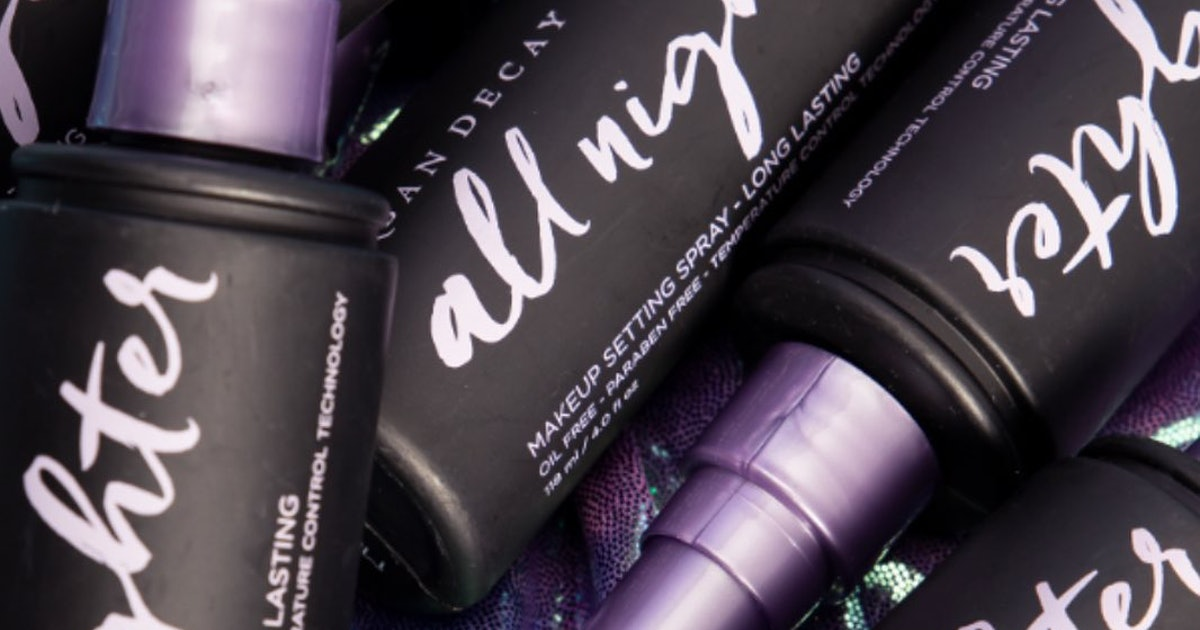 Urban Decay's Black Friday Sale Will Offer 25% Off Everything