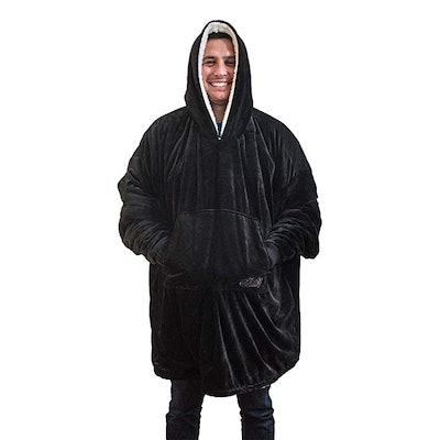 THE COMFY   Sherpa Blanket Sweatshirt