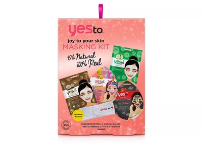 Yes To Joy To Your Skin Masking Kit