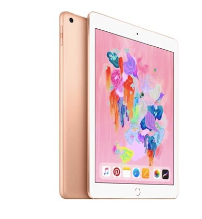 Apple iPad (6th Gen) 32GB Wi-Fi + Cellular- Gold