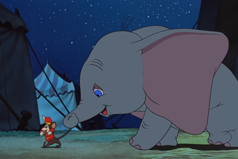 'Dumbo', Disney+ disclaimer for culturally insensitive content