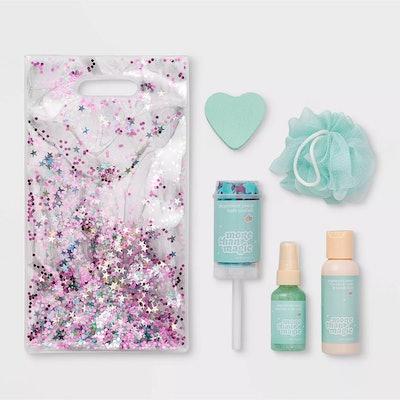 Bath & Body Peppermint Shimmer Gift Set