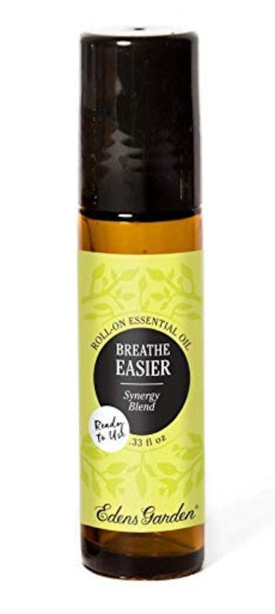 Edens Garden Breathe Easier Essential Oil Synergy Blend