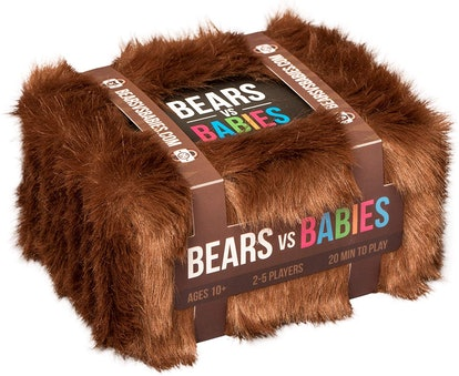 Exploding Kittens LLC Bears vs Babies: A Card Game