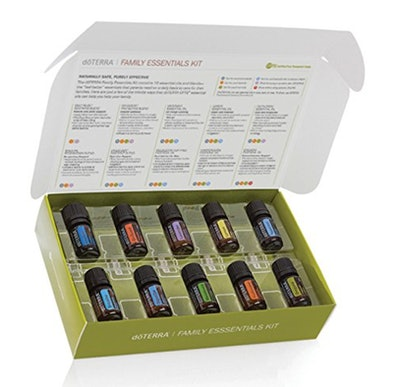dōTERRA Family Essentials Kit (Set of 10)