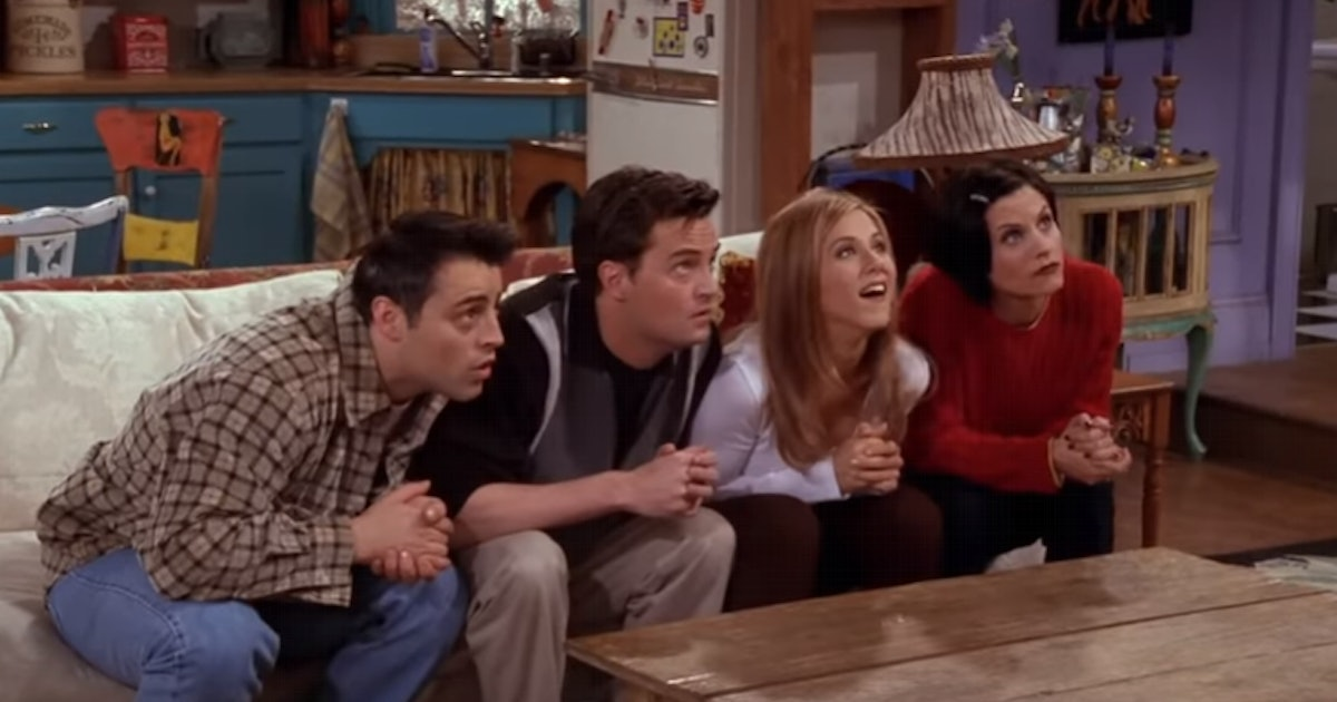 """'Friends' TV Reunion Special Is Reportedly Happening & """"Oh My God!"""""""