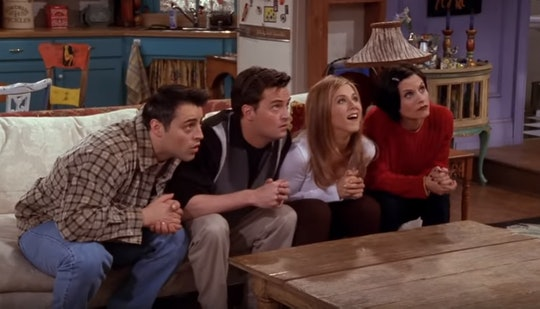 A 'Friends' Reunion might actually be happening with the original cast.