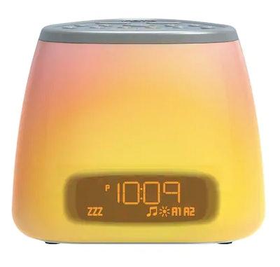 iHome Zenergy Dream Mini Bluetooth Bedside Sleep Therapy Machine