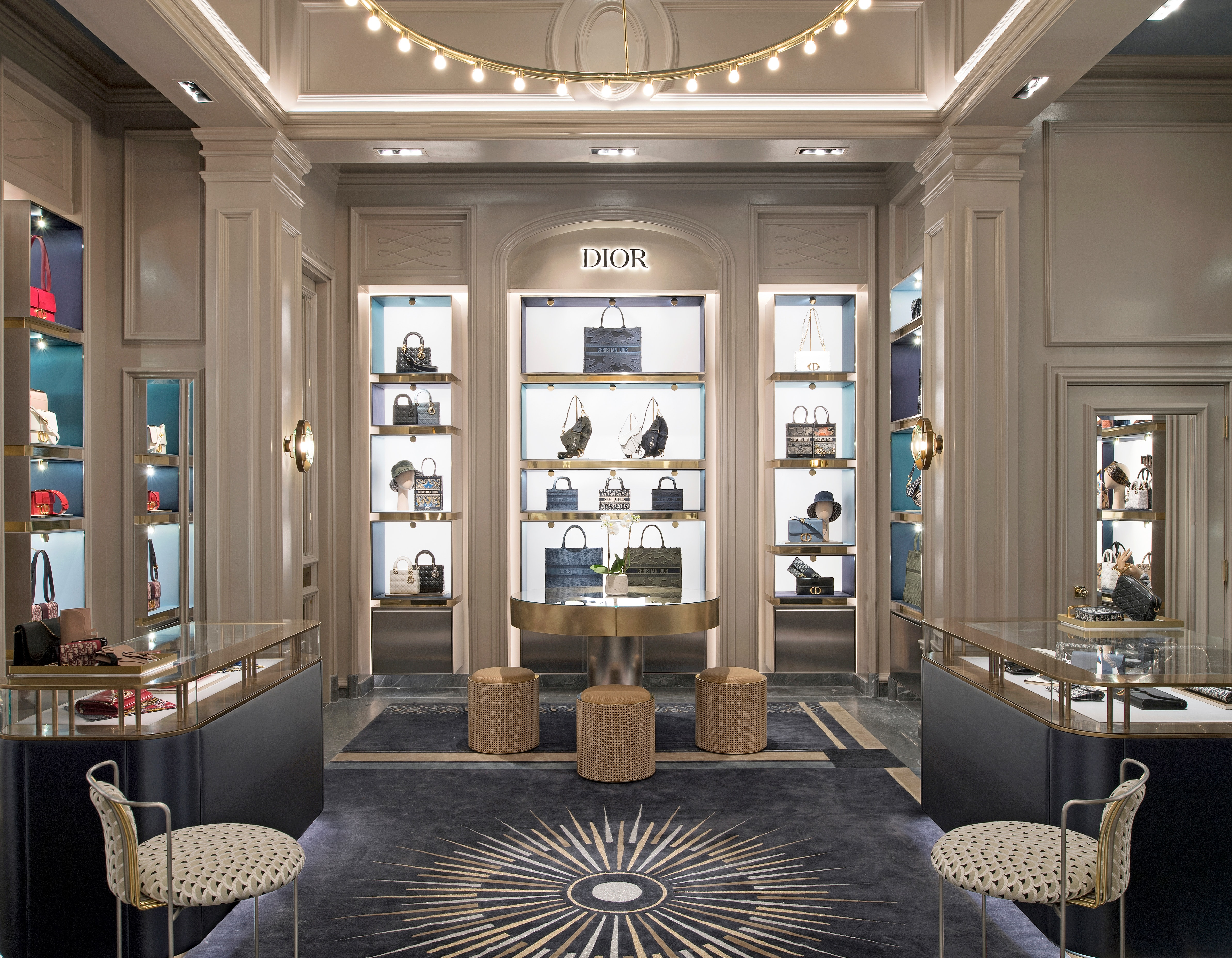 Dior's Personalization Services Are Now Available At Bergdorf Goodman (& Just In Time For The Gifting Season)