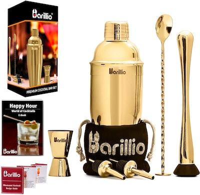Barillio Cocktail Shaker Set