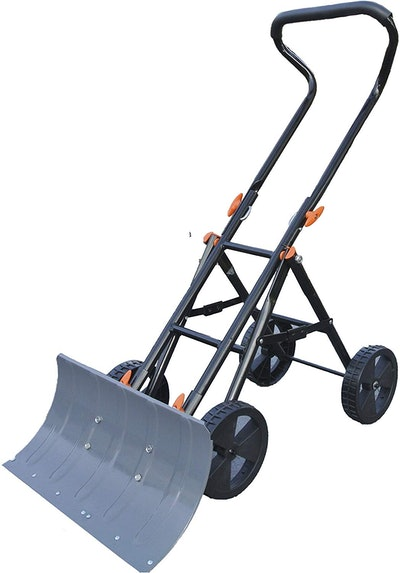 AIE AMERICAN Heavy Duty Snow Pusher
