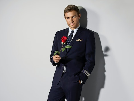 Peter Webber is 'The Bachelor' first promo