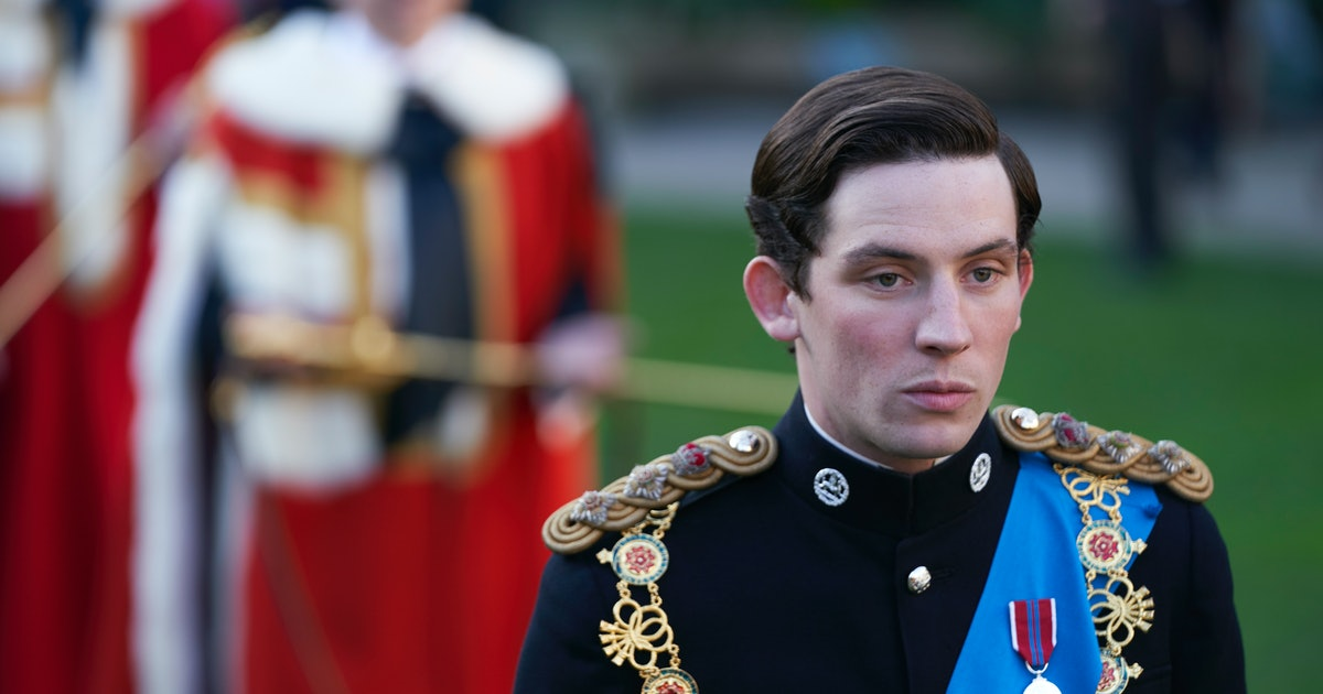 Playing Prince Charles On 'The Crown' Was Fate For Josh O'Connor