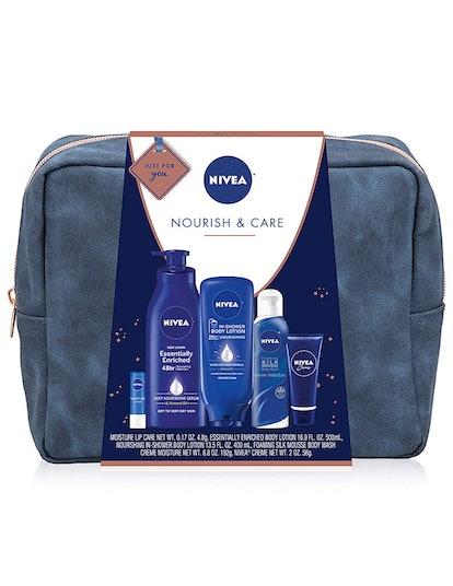 NIVEA Pamper Time Gift Set (5-Piece Set)