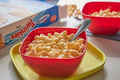 Twinkies Cereal is available at Walmart starting in December.