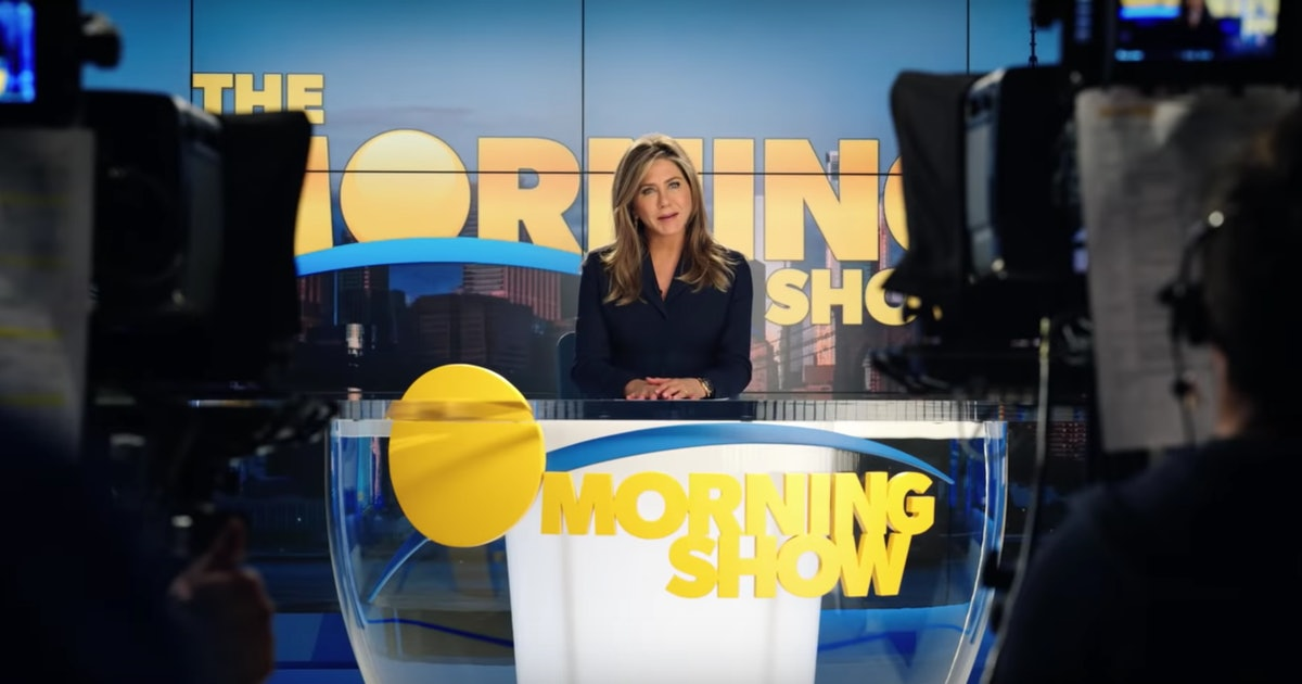 How 'The Morning Show' Gets The Chaotic World Of Morning TV Right
