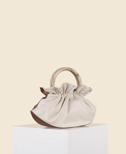 Lily Bag - Pearl/Pecan