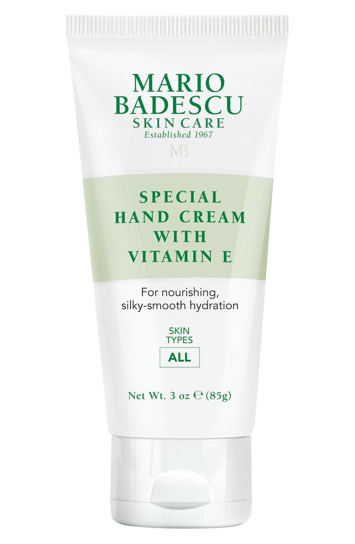 Special Hand Cream with Vitamin E
