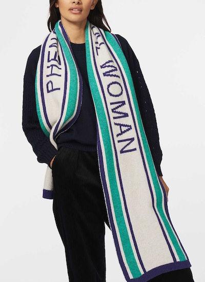 Cashmere Phenomenal Woman Scarf