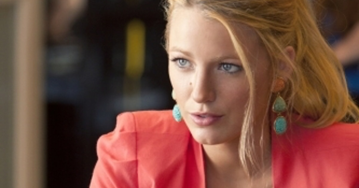 Will Blake Lively Be In The 'Gossip Girl' Reboot? Let's Investigate - Elite Daily