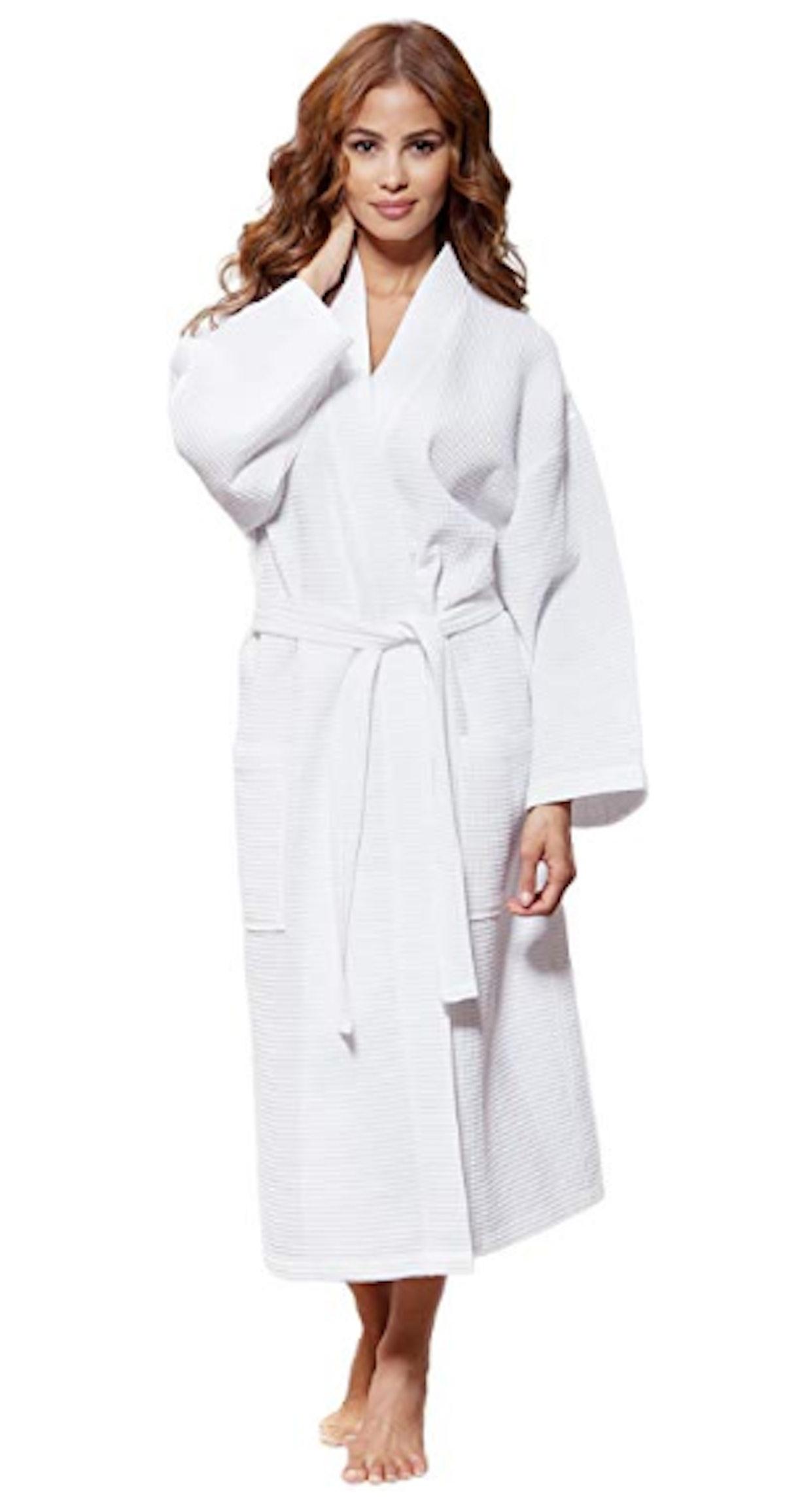 Turquaz Cotton  Spa Robe