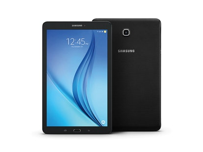 "Samsung — Galaxy Tab E — 9.6"" — 16GB — Black"