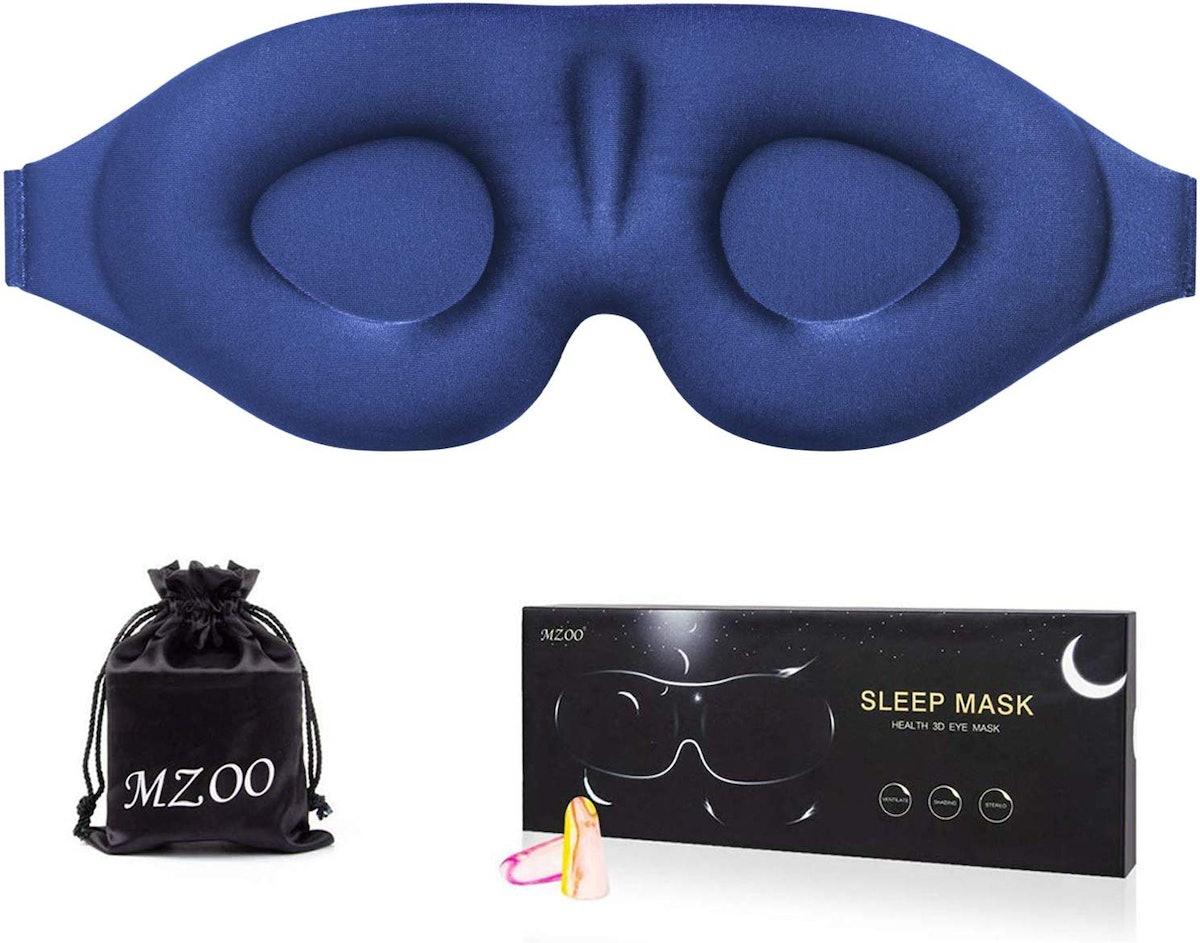 MZOO Contoured Sleeping Mask