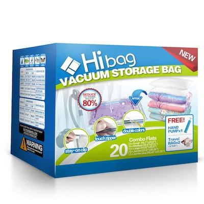 Hibag Space Saver Bags (Pack of 20)