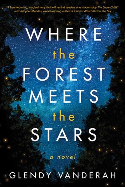 'Where The Forest Meets The Stars' by Glendy Vanderah
