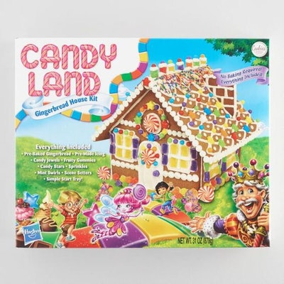 Candy Land Gingerbread House Kit