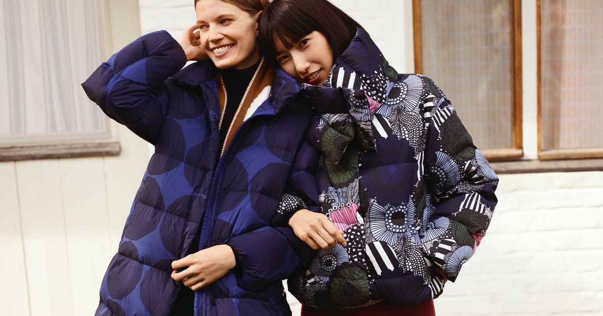 Uniqlo's Latest Collaboration With Marimekko Celebrates Finnish Winter Traditions To Keep You Cozy & Chic