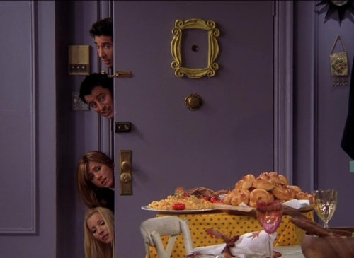 You can watch iconic 'Friends' episodes when you stream Thanksgiving TV episodes this year.