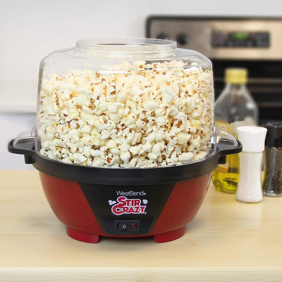 West Bend Electric Popcorn Popper