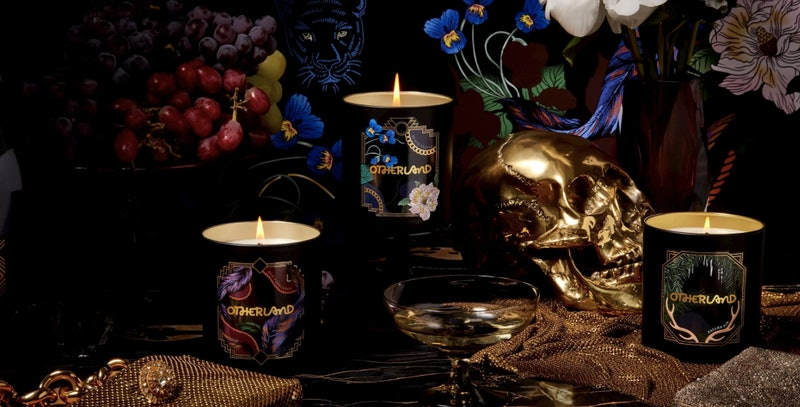 Otherland's Gilded Holiday Collection features 3 luxe new scents