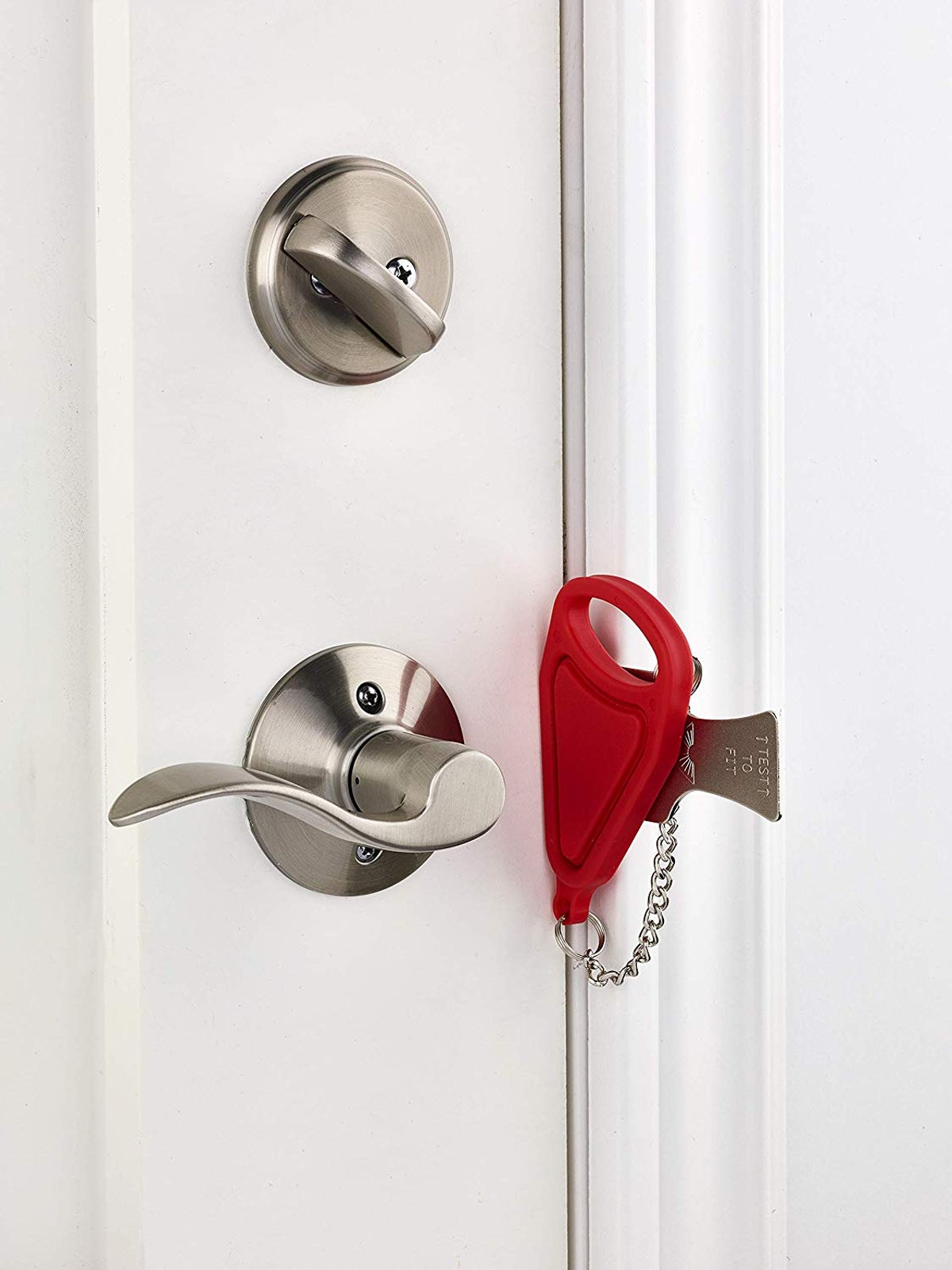 Rishon Enterprises Portable Door Lock (2-Pack)
