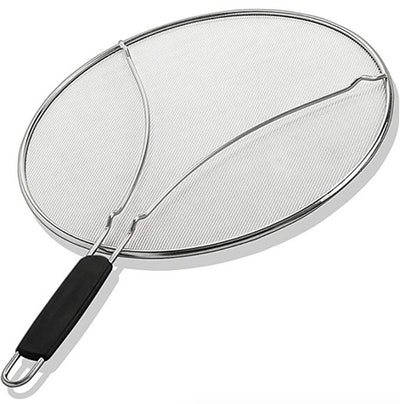 Grease Splatter Screen for Frying Pan