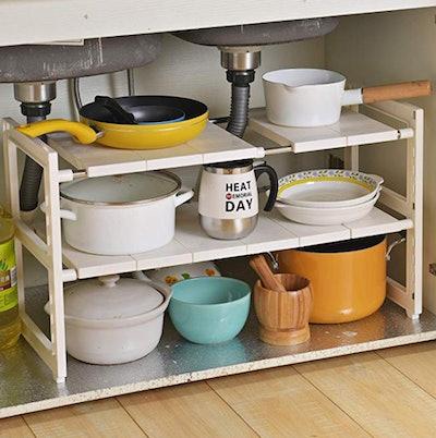 OBOR Expandable Under Sink Organizer