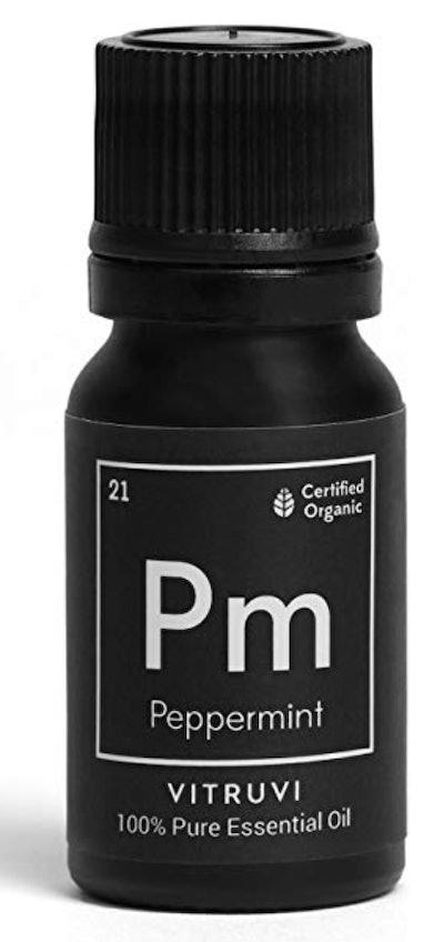 Vitruvi Organic Peppermint Essential Oil