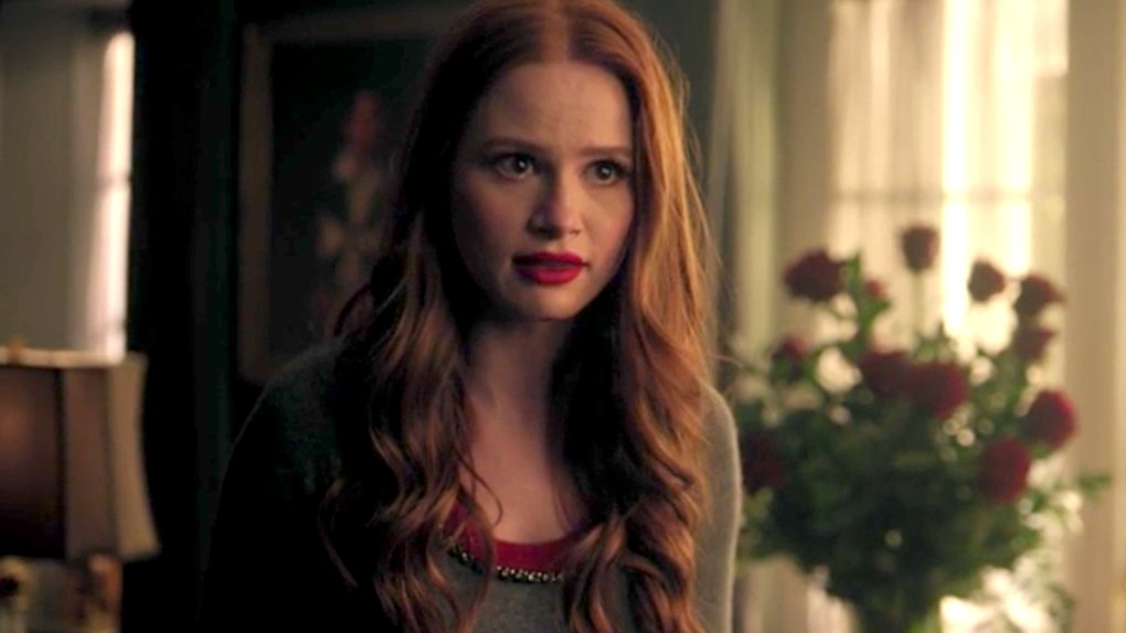 Cheryl Blossom is convinced a doll is possessed by the spirit of her brother Julian on 'Riverdale.'